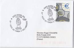 32e Fête Du Champignon, Budoia, 12/09/1999 - Champignons