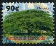 Pays :  36,2 (Antigua-Barbuda : Indépendance)  Yvert Et Tellier N° :  3881 G (o) - Antigua And Barbuda (1981-...)