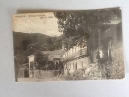 VALGIOIE ALBERGO CENTRALE 1913 VIAGGIATA BUONO STATO - Italien