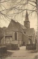 Bouwel  - Kerk -1935 ( verso zien )