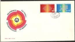 Romania 1971 FDC - Mi.2919/20  Yv.2602/03 - FDC