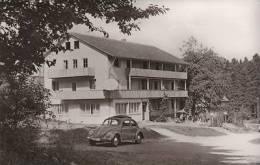 GERMANY - FREUDENSTADT -LAUTERBAD/ SCHWARZWALD - BERGHOF - Freudenstadt