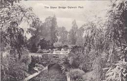 DULWICH PARK - THE STONE BRIDGE - London Suburbs