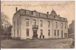 ATHUS Hôtel  Bonnardeaux 64 Feldpost 1914 - Belgique