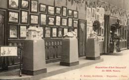 NANCY EXPOSITION D ART DÉCORATIF 1904 - Nancy