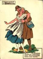 Humour Militaire 1940 - Communiqué  Du,  Plusieurs Positions Ennemies Sont Entre Nos Mains - Humour