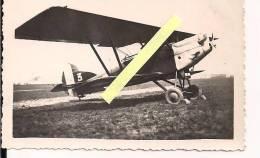 Potez 15C Ou 25 1935 Aviation Avion France 2 Photos - Aviation