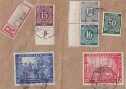 Gemeina- Briefst. Minr.921 UR,932,965,966,Zdr.S294 - Gemeinschaftsausgaben