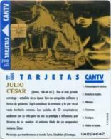 Telefonkarte Venezuela - Julius Cesar - Venezuela