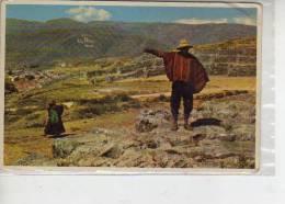 RUINAS DE SACSAHUAMAN Y CUZCO A�O 1968  OHL