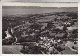 MONS 74 - Vue Générale - CPSM Dentelée GF N° 816 - Haute Savoie - France