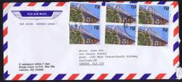 1983   Air Letter To Canada - Fiji (1970-...)
