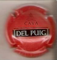 PLACA DE CAVA  DEL PUIG   (CAPSULE) - Placas De Cava