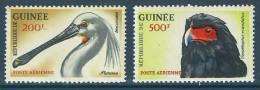 Guinea - 1962 - ( Air Mail - Animals - Bird Set ) - MNH (**) - Guinea (1958-...)