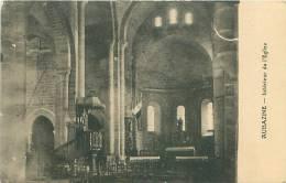 19 - AUBAZINE - Intérieur De L'Eglise - France