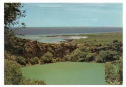 CPSM - COMORES - BANGOI KOUNI - LE LAC SALE - Coul - Ann 80 ! - - Comores
