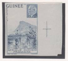 "Guinée  ""Essai""  Neuf Sans Gomme  TTB - French Guinea (1892-1944)"