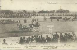 Valenciennes - Hippodrome Dampierre - 1903  ( Voir Verso ) - Valenciennes