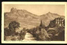 Haute Savoie Le Fayet  Le Bonnant Aiguilles De Varens Et Platé 13436 Daguin 1934 Braun - France