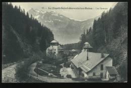 Haute Savoie Le Fayet St Gervais Les Bains Les Sources 15 Grosset - France