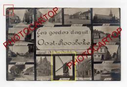OOSTROZEBEKE-Multivues-MOULIN A VENT-WINDMUEHLE-MOLEN-14-18-BELGIEN-BELGIQUE-Flandern- - Oostrozebeke