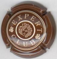 CAPSULE-SAUMUR EXPERT CLUB Marron & Crème - Placas De Cava