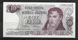 ARGENTINE . 10 PESOS . - Argentine