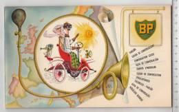 BP - British Petroleum - Guide De Conversation / Sprachführer / Guida Da Conversazione / Talengids Parlör - Auto