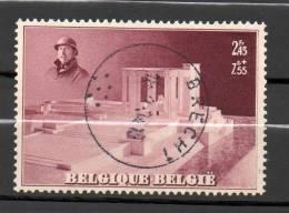COB 465A Monument Roi Albert Ier Yser Belle Oblitération Centrale BRECHT - Belgien