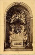 Bussana IM - Santino Antico Cartolina ALTARE ANIME SANTE DEL PURGATORIO (SANTUARIO S. CUORE DI GESU')  - OTTIMO F16 - Religione & Esoterismo