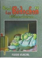 """LES BIDOCHONS  """" LES TELESPECTATEURS """"  - BINET - E.O. NOVEMBRE 1991  FLUIDE GLACIAL - Bidochon, Les"""