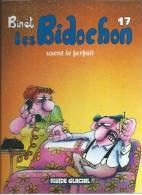 "LES BIDOCHONS  "" USENT LE FORFAIT ""  - BINET - E.O.  SEPTEMBRE 2000  FLUIDE GLACIAL - Bidochon, Les"