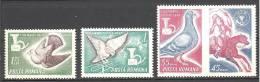 Roumanie: Yvert N° 2167/9**; MNH; Journée Du Timbre  ; LIQUIDATION!!! A PROFITER!!! - 1948-.... Republics