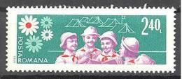Roumanie: Yvert N° 2386**; MNH; Scouts ; LIQUIDATION!!! A PROFITER!!! - 1948-.... Republics