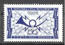 Roumanie: Yvert N° 2463**; MNH;  LIQUIDATION!!! A PROFITER!!! - 1948-.... Republics