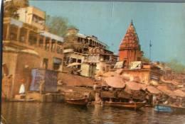Dasaswmedh  & Sheetla Ghat - Varanasi - India