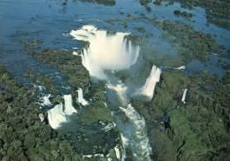 Panorama Aereo Das Cataratas - Iguacu - Vitória