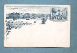 Gruss Aus Wien, Vienna, Westbahnhof, Restaurant Westbahnhof - Vienna