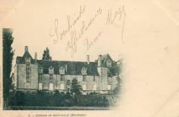 SAUVEBOEUF - Château - 73434 - Non Classificati