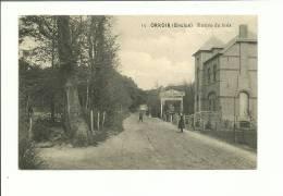 Mont De L´Enclus Orroir Entrée Bois - Mont-de-l'Enclus