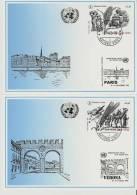 =UNO GENF  *2 2005 Paris,Verona - Briefe U. Dokumente