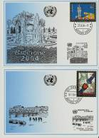 =UNO GENF *2 2004 Paris. Riccione - Briefe U. Dokumente