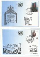 =UNO GENF  *2 2002 Paris. Nordia - Briefe U. Dokumente