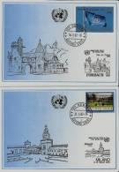 =UNO GENF  *2 2002 Forbach  Milano - Briefe U. Dokumente