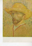 SELF PORTRAIT  WITH STRAW HAT  VINCENT VAN GOGH MUSEUM  AMSTERDAM   OHL - Peintures & Tableaux