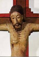 Santino Cartolina MUSEUM DIOECESANUM I-39042 BRESSANONE-BRIXEN, CRUCIFIXUS (ca. 1300) - OTTIMO F14 - Religion & Esotérisme