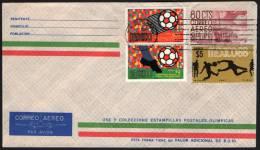 MEXICO 1969 - FOOTBALL WORLD CUP JULES RIMET 1970 - 1970 – Mexico