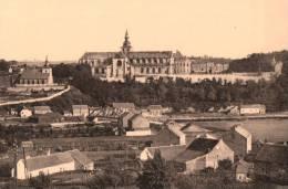 BELGIQUE - NAMUR - FLOREFFE - Séminaire De Floreffe - Vue Prise Du Chemin De Fer. - Floreffe