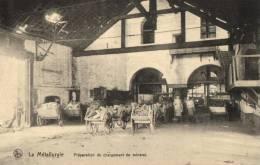 BELGIQUE - LA METALLURGIE - Préparation De Chargement Du Minerai.(n°6). - Industry