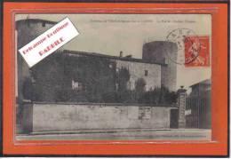 Carte Postale 69. Anse  Prés De Villefranche  La Mairie  Ancien Chateau Très Beau Plan - Anse